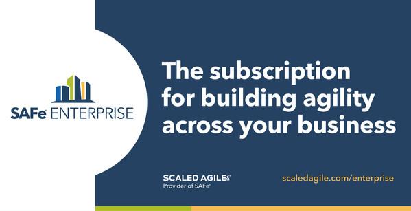 Scaled Agile, Inc. がプレミアムサブスクリプションサービスSAFe(R)Enterpriseを発表