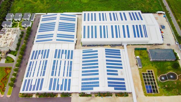 Sungrow đạt cột mốc cung cấp 2GW biến tần SG110CX để phục vụ thị trường điện mặt trời mái nhà tại Việt Nam