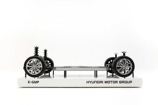 Hyundai Motor Group to Lead Charge into Electric Era with Dedicated EV Platform 'E-GMP'