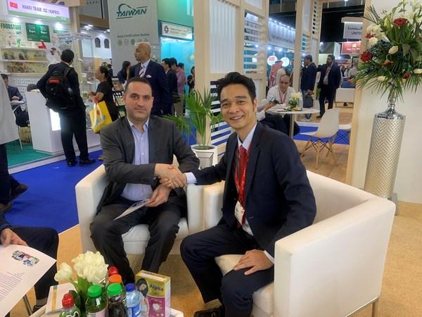 Vinamilk 決心擴大其在亞太區的品牌形象為實現年度目標