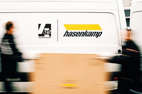 Leading fine-art logistics specialist hasenkamp and 4ARTechnologies launch strategic cooperation to revolutionize global art handling