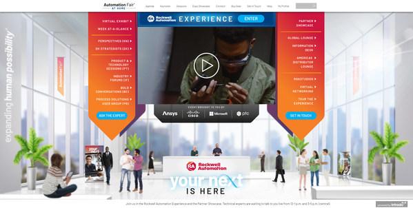 洛克威爾自動化在第29屆自動化線上博覽會上重申「加快智慧、安全、可持續製造發展,助力碳平衡」承諾