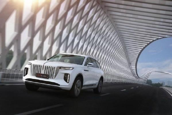 新華絲路:中國標誌性轎車品牌紅旗將在博鰲論壇上市E-HS9