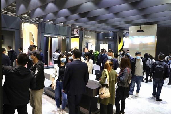 至美自然, FENIX优雅亮相2020广州设计周