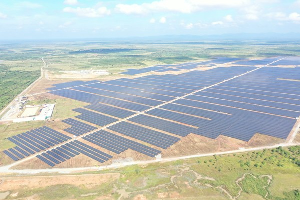 JinkoSolar Successfully Supplied 541MW Tiger Mono facial to Xuan Thien Ea-Sub Project Phase I in Vietnam