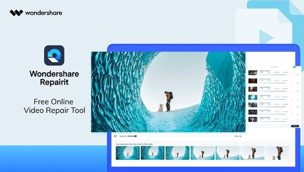 Wondershare Repairit Online: A Free and Reliable Video Repair Platform