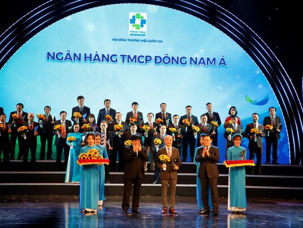 "SeABank (Vietnam) - One of 7 Vietnamese banks honored ""Vietnam Value 2020"""