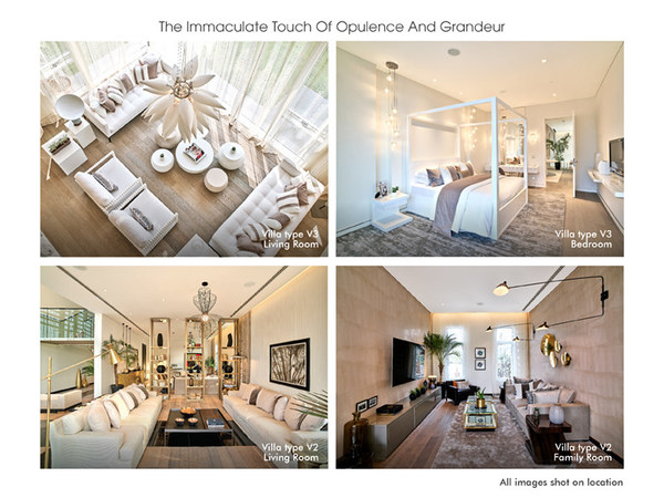 The Immaculate Touch Of Opulence And Grandeur