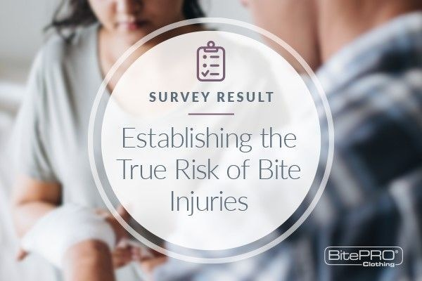 BitePRO Survey Confirms Many Workers Are At Risk Of Being Bitten