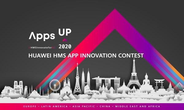 ファーウェイがApps Up 2020の世界の受賞者を発表