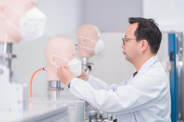 TUV Rheinland certifies respirators