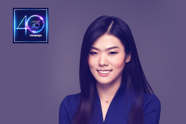 SPORTFIVE李莹荣登Campaign亚太区「40 Under 40」年度精英榜单