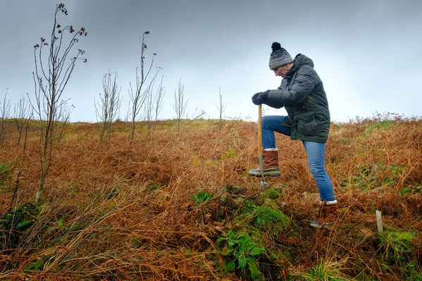 Johnnie Walker Scotch whisky today announced its vision to plant one million trees across the four corners of Scotland before 2025 as part of its ongoing commitment to reduce its carbon footprint.