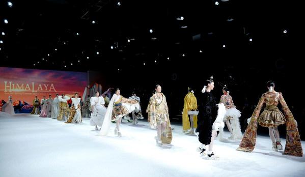 Xinhua Silk Road: Tuần lễ thời trang quốc tế 2020 được tổ chức tại Tế Nam, một thành phố nằm ở khu vực phía đông của Trung Quốc, từ ngày 5-7/12
