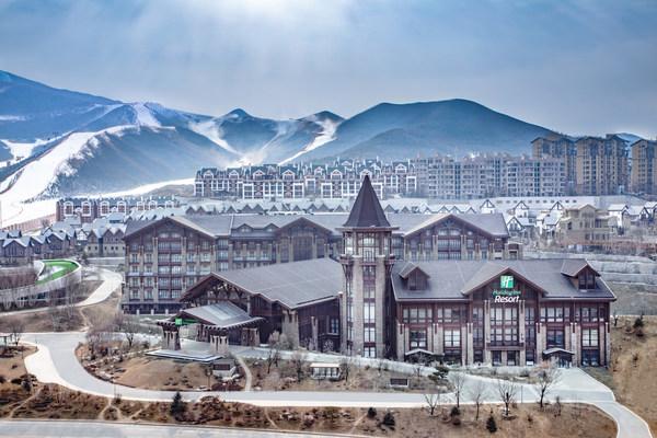 洲际酒店集团北区雪场及温泉酒店