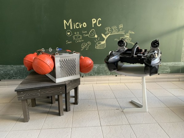 Micro PC released filtration equipment for collecting microplastics