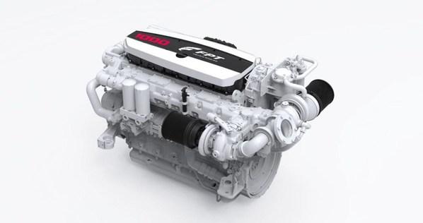 菲亚特动力科技Cursor16船用发动机顺利通过排放认证