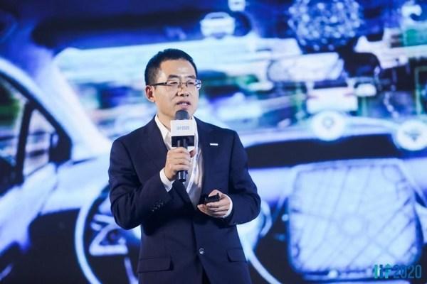浪潮云計算與大數據產品線副總經理 劉健