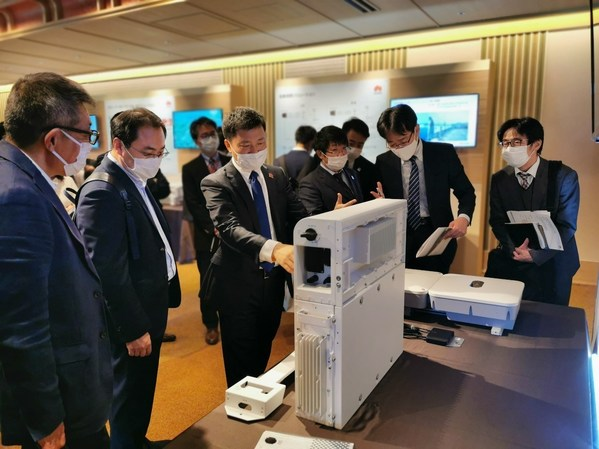 Leading power digitalization, Huawei conducts its first digital power club roadshow in Japan