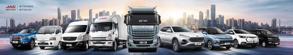 JAC Motors công bố doanh số tháng 9 tăng 41% so với cùng kỳ năm ngoái