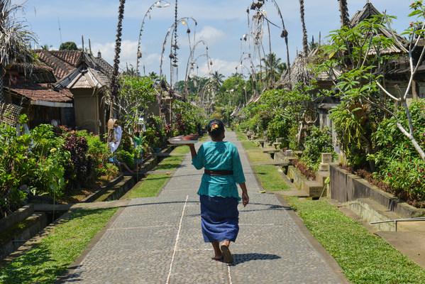 Penglipuran, A Village of Immaculate Peace
