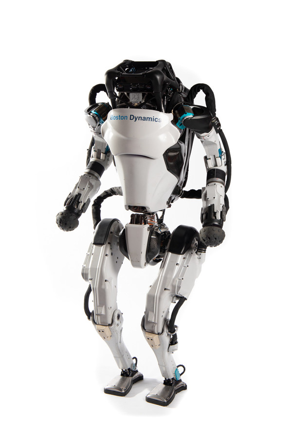 Hyundai Motor Group to Acquire Controlling Interest in Boston Dynamics from SoftBank Group, Boston Dynamics' Atlas