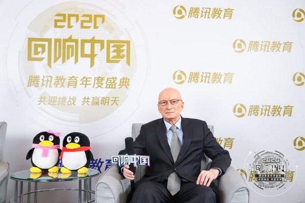 华尔街英语创始人李文昊:坚持创新  以全新课程赋能当代年轻人