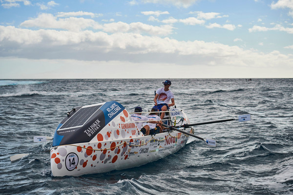 Rowers Set Off On 3,000 Mile Journey Across The Atlantic Ocean - The Talisker Whisky Atlantic Challenge 2020 Begins