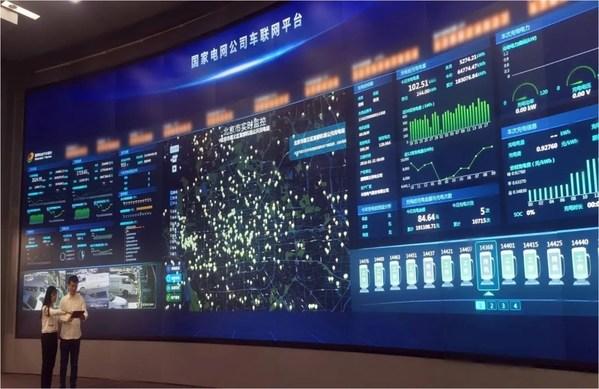 北京市市长陈吉宁调研联行网络科技股份有限公司