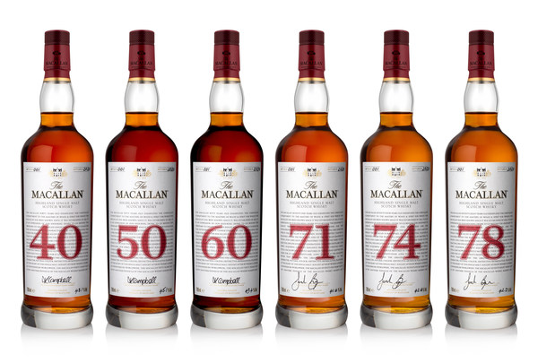 The Macallan Red Collection Takes Off With A Flying Start At The Macallan Boutique By Le Clos With Over USD $2 Million In Sales