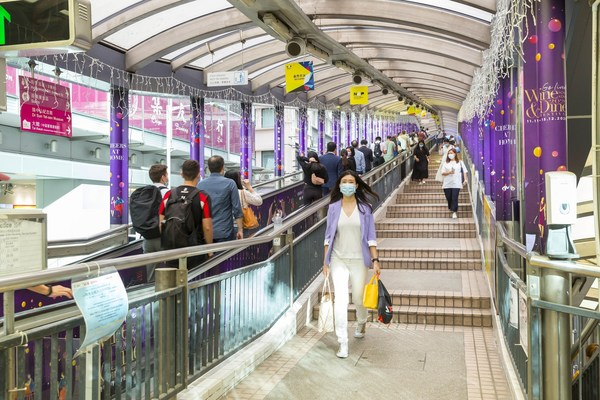 ATAL's Central-Mid-Levels Escalator and Walkway System Modernisation Project Wins ELEVATOR WORLD
