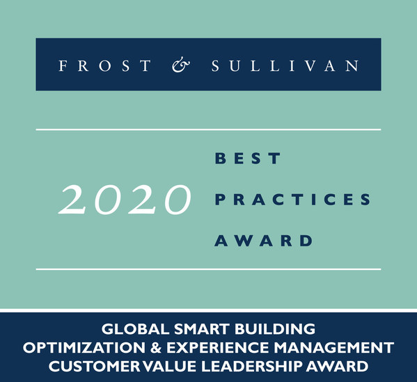 L&T Technology Services Applauded by Frost & Sullivan for Its Holistic Intelligent Building Experience Management System