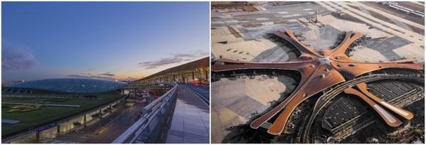 """推进""""两场""""高效联动 航港发展中标北京大兴国际机场国际货运项目"""
