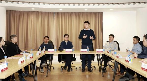 燧原科技CEO赵立东先生致辞
