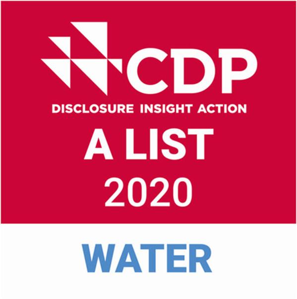 富士胶片入选国际非盈利性环保组织CDP水资源A级榜单