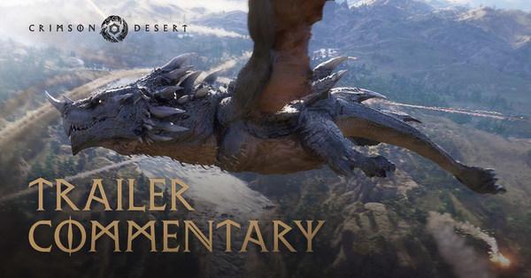 Perilisan Video Commentary 'Crimson Desert' yang Dijelaskan oleh Daeill Kim, Executive Producer Pearl Abyss