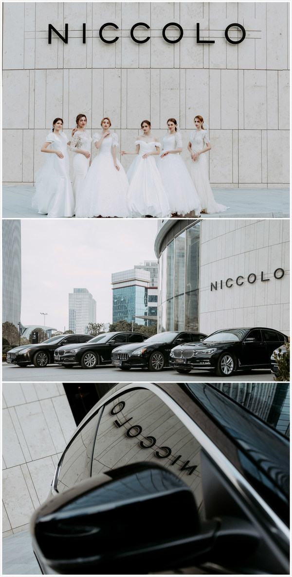 苏州尼依格罗酒店盛大举行首届婚礼秀
