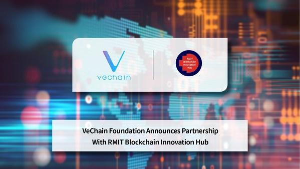 VeChain FoundationがRMIT大学Blockchain Innovation Hubとの提携を発表-ブロックチェーンのガバナンスリサーチを加速