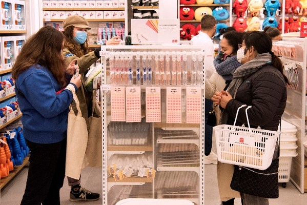 MINISO shares consumer trends for this festive season