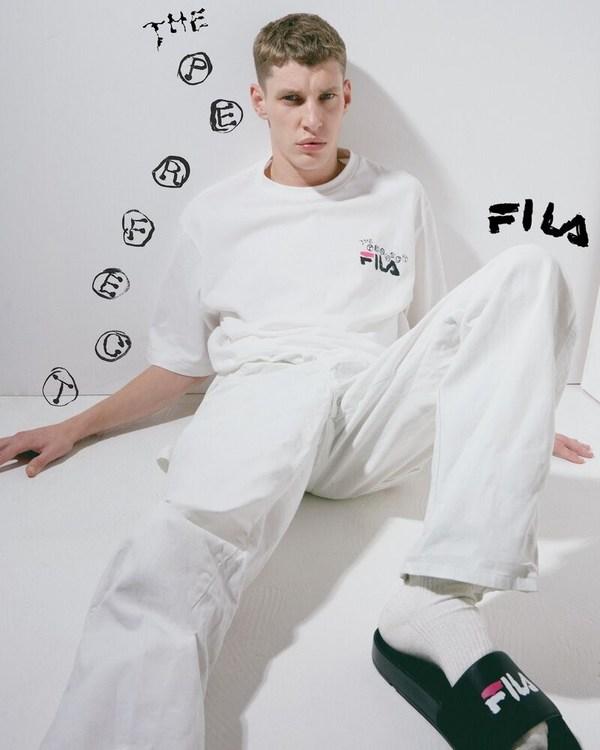 FILA首度携手PERFECT杂志,推出The Perfect FILA限量系列