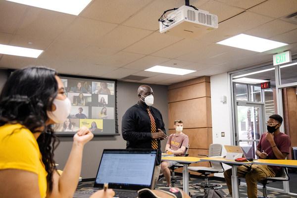 亚利桑那州立大学线上同步课堂