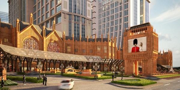 洲际度假村联盟再添新酒店 澳门伦敦人项目首阶段即将开业