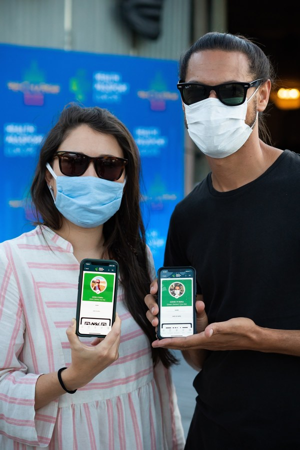 The Health Passport Europe digital platform was deployed at this year's RECHARGE 2020 event in Cape Town, South Africa, using latest COVID-19 testing and mobile technology as part of the safe re-opening of the live events sector.