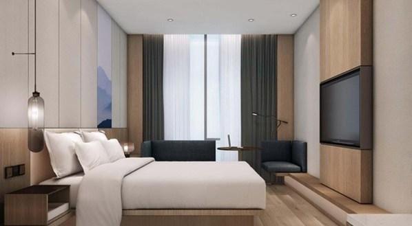 万豪国际旗下万枫酒店第一次亮相首都 北京海淀万枫酒店正式开业