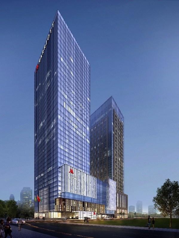 万豪国际集团在东北地区持续强劲发展,沈阳万豪酒店盛大开幕