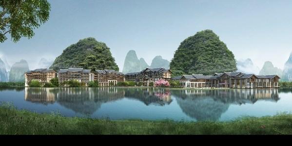 山水之间,欢乐启程 -- 桂林融创万达嘉华酒店盛大启幕