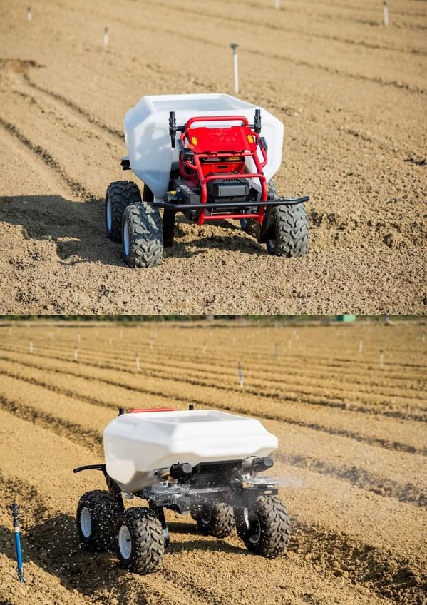 极飞科技发布农业无人车全新执行单元 灵活模块赋能精细化农机作业