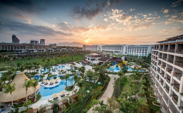 三亚香格里拉度假酒店冰纷香令营全新升级回归
