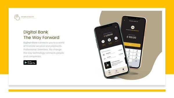 BigBrainBank数字银行计划颠覆金融券商交易生态
