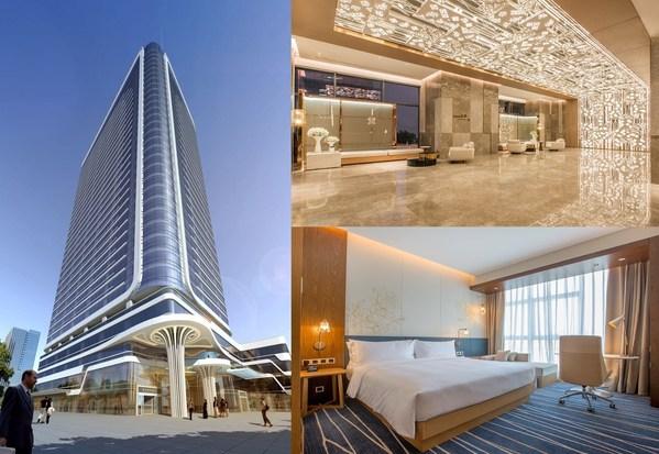 希尔顿花园酒店于山东淄博盛大揭幕